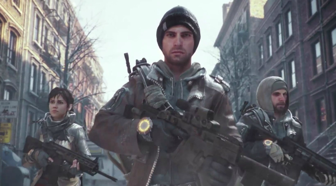 Massive Will Continue to Support The Division