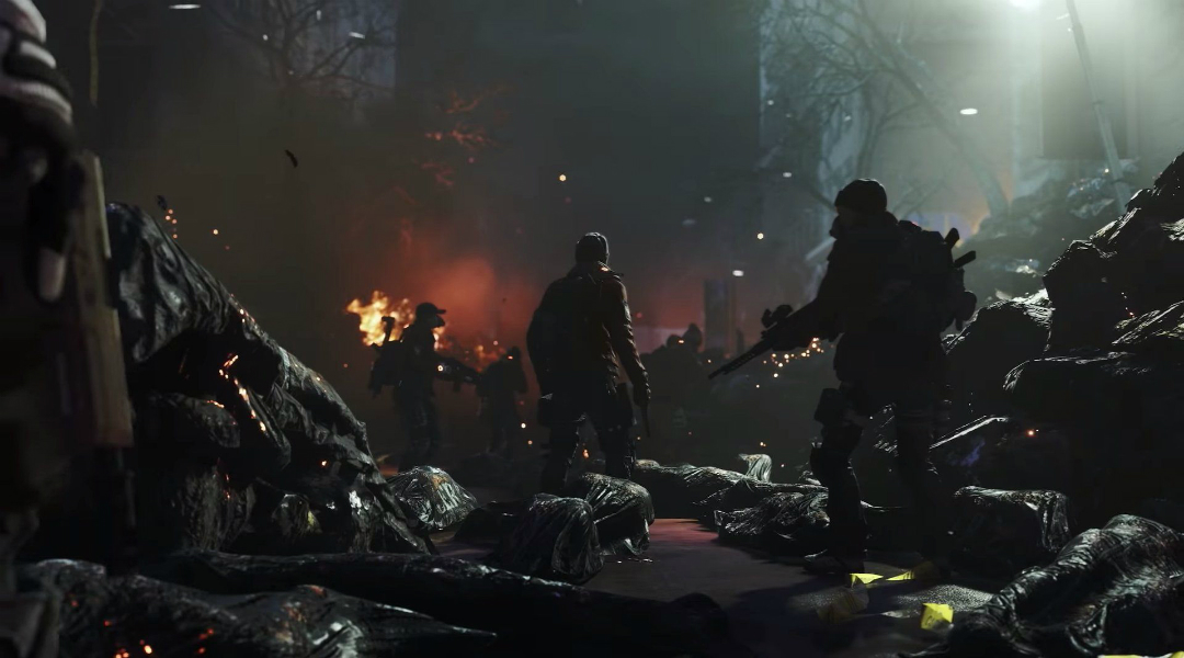 The Division Update 1.6 Patch Notes Revealed