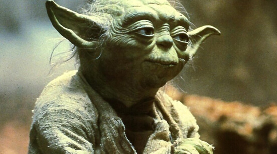 Yoda in The Force Unleashed 2