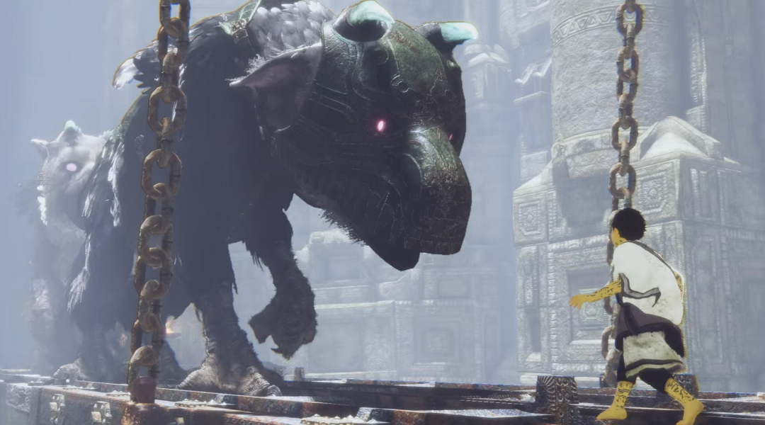 The Last Guardian 'Action Gameplay' Trailer Released