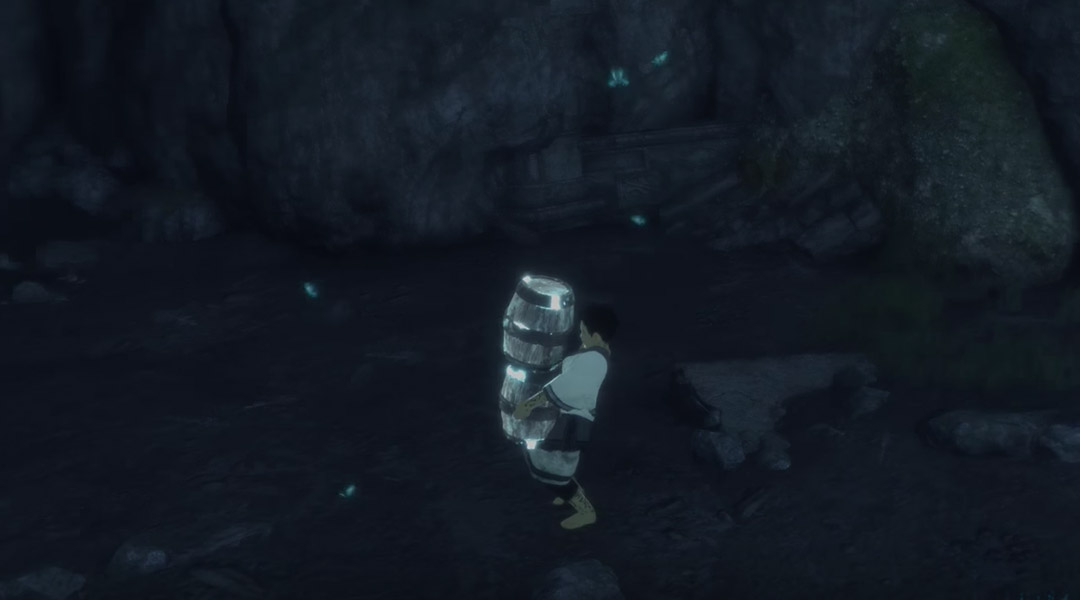 The Last Guardian Guide: How to Get the Balancing Barrels Trophy