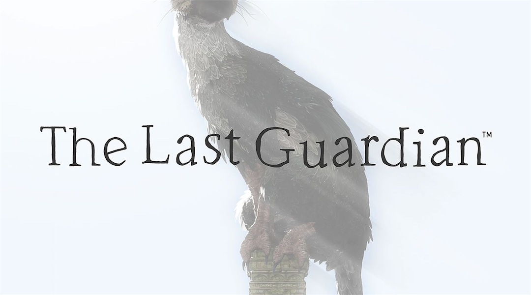 The Last Guardian Releases 18 Minutes of Gameplay