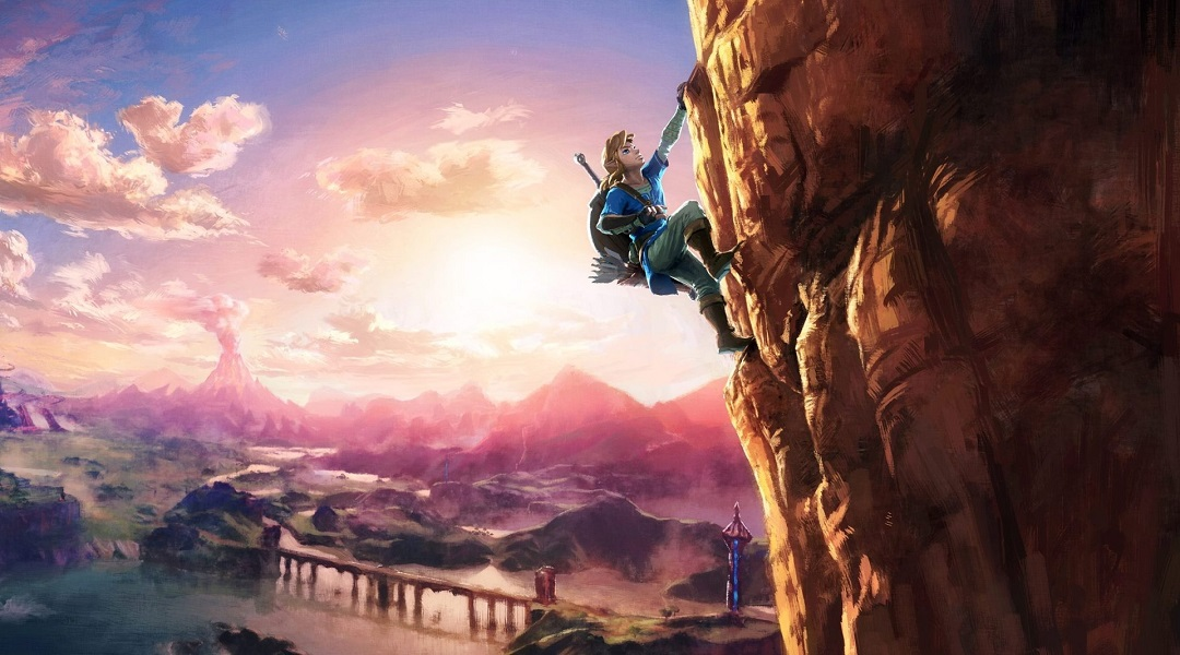 The Legend of Zelda: Breath of the Wild New Release Date Leaked by Target
