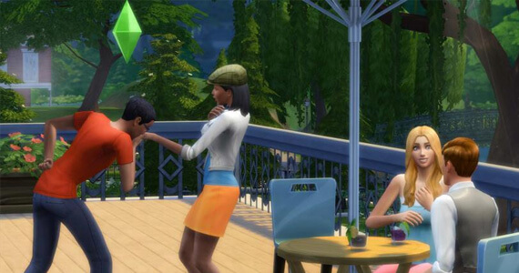 The Sims 4 Emotions