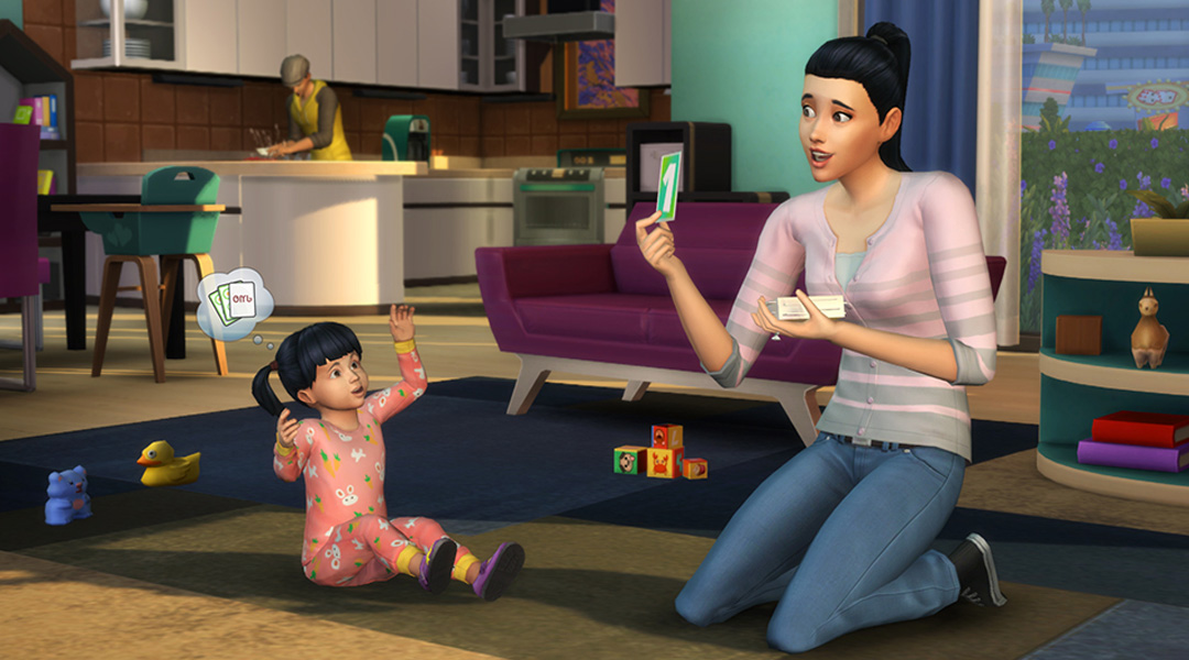 The Sims 4 Gets Free Update That Finally Brings Toddlers to the Game