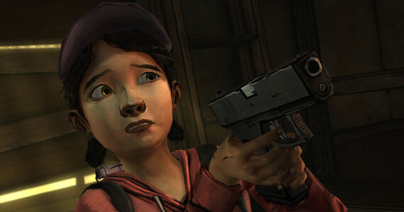 The Walking Dead: Episode 4 Clementine