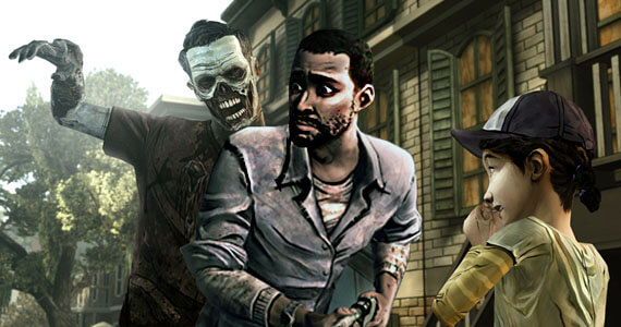 'The Walking Dead' Episode Four Trailer & Screenshots
