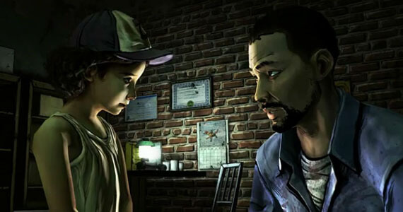 The Walking Dead: Episode One Character Building