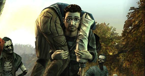 The Walking Dead Episode Two Survivors