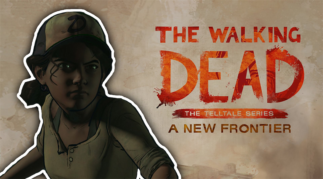 The Walking Dead: A New Frontier Trailer and Release Details Revealed