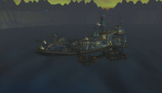 Thousand Needles Party Barge