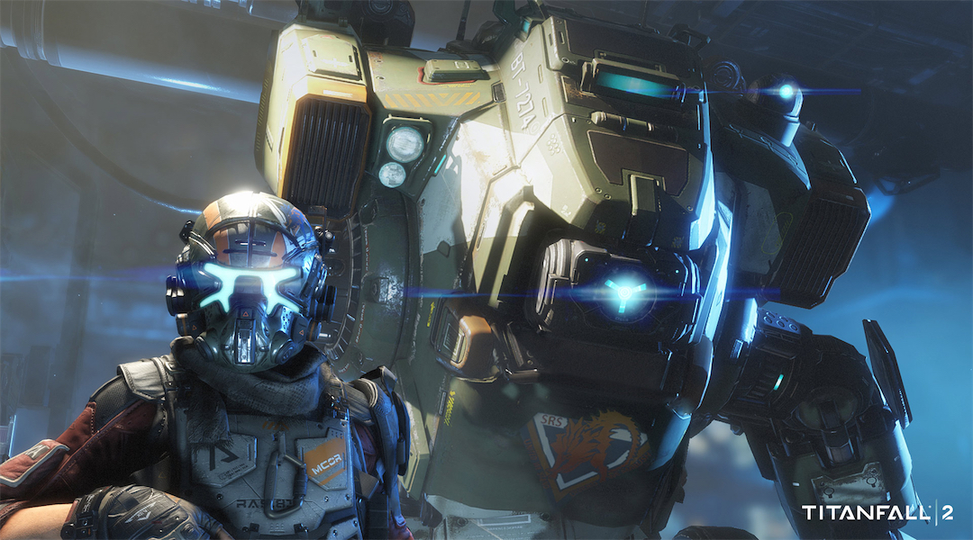 Titanfall 2 Trailer Highlights Singleplayer Story