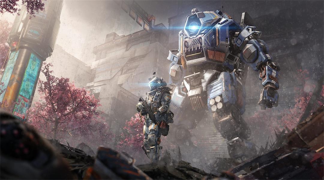 Titanfall 2 Free DLC Map Coming Soon