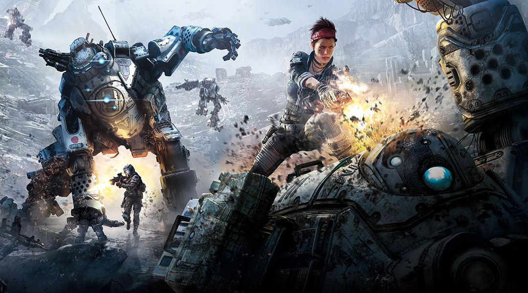 Titanfall 2 Gauntlet Cleared in 20.6 Seconds