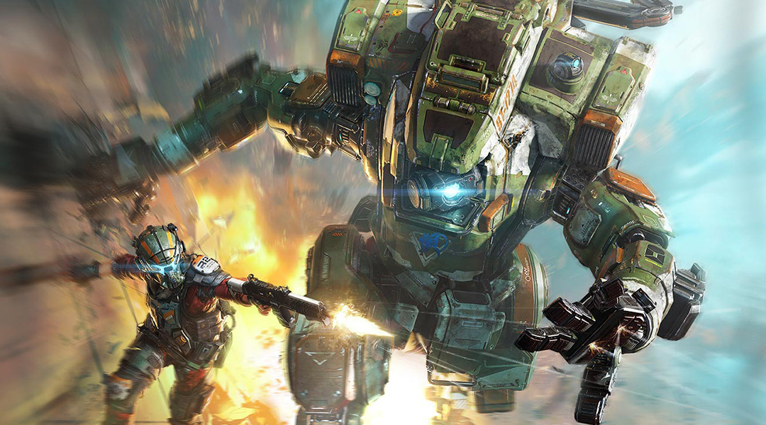 Titanfall 2 Day One Patch is Surprisingly Small