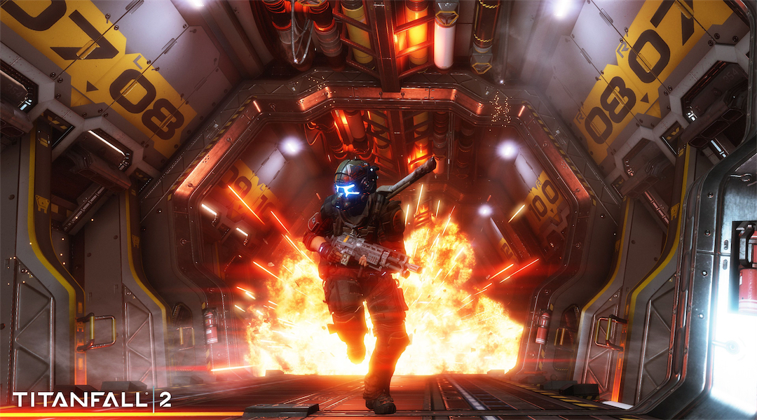 Titanfall 2 Gameplay Trailer Focuses on Pilots