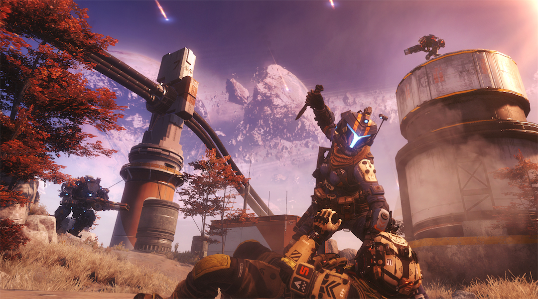 Titanfall 2 'Coliseum' 1v1 Mode Tied to Doritos, Mountain Dew