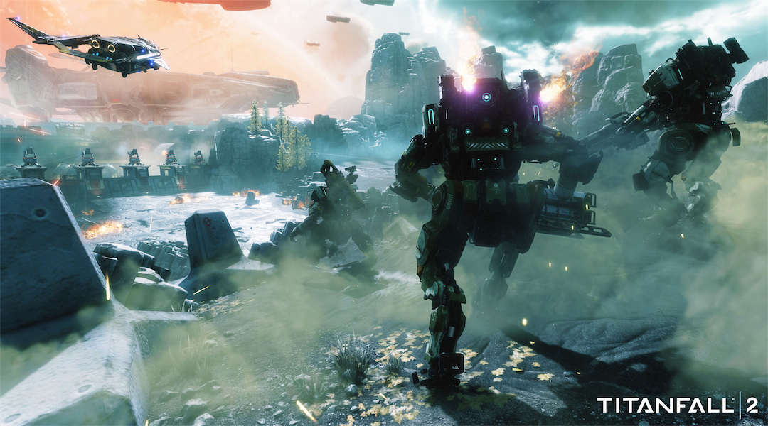 Titanfall 2 Review Roundup: Does It Mech the Grade?
