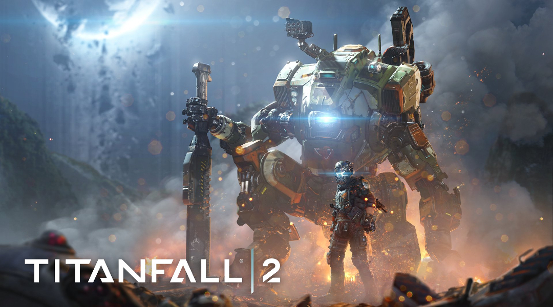 Titanfall 2 Single Player Trailer - Jack and BT-7274