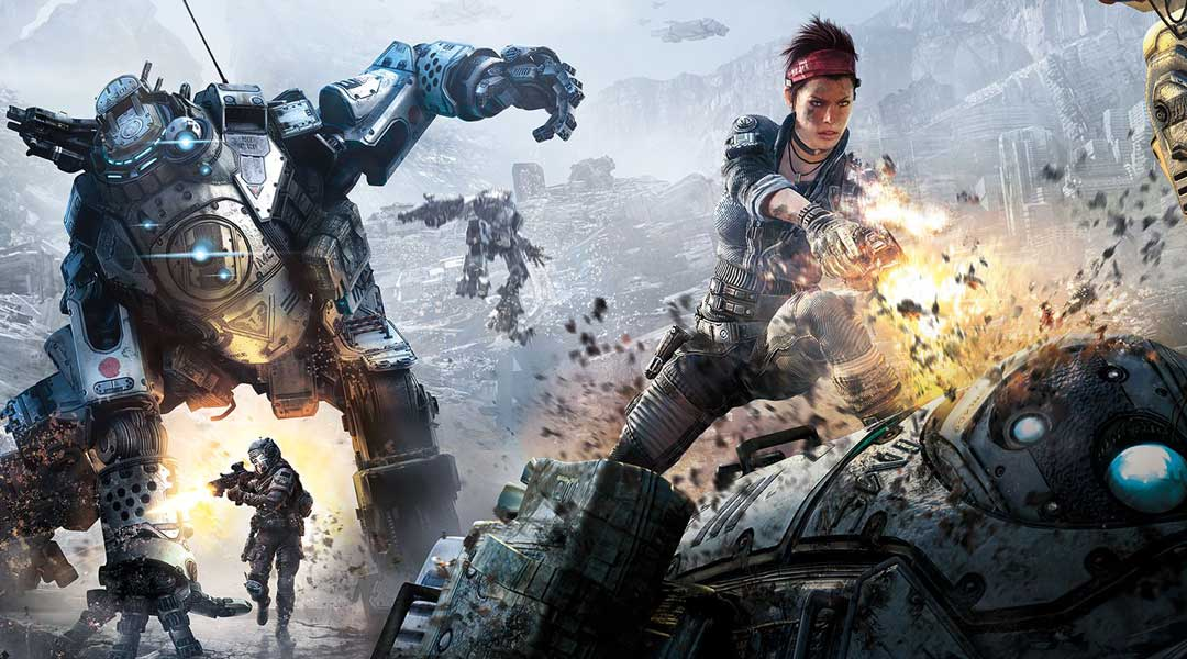 Titanfall 2 Hits $29 Black Friday Price Early at Walmart