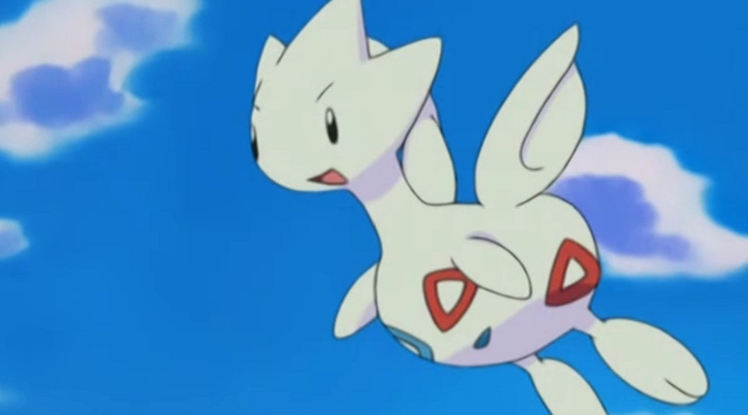 Pokemon GO Improves Togetic Catch Rate