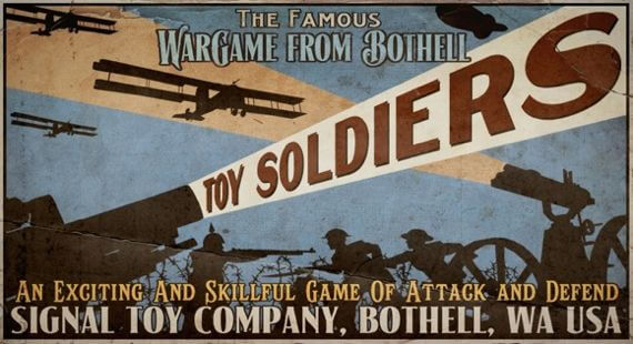 Toy Soldiers Review