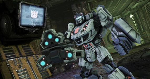 New 'Transformers: Fall of Cybertron' Details Emerge