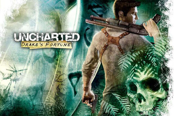 uncharted drakes fortune movie