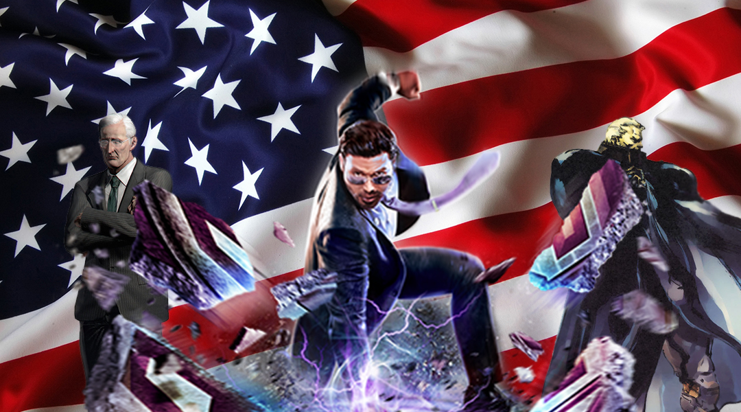 Top 5 Fictional Presidents in Video Games