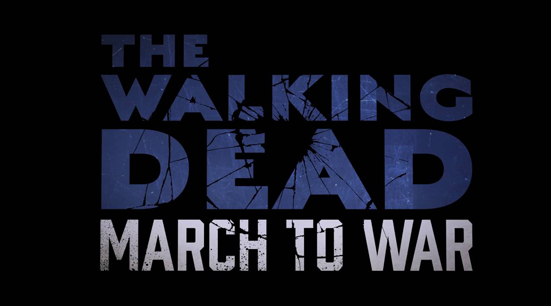 The Walking Dead: March to War Announced for Mobile