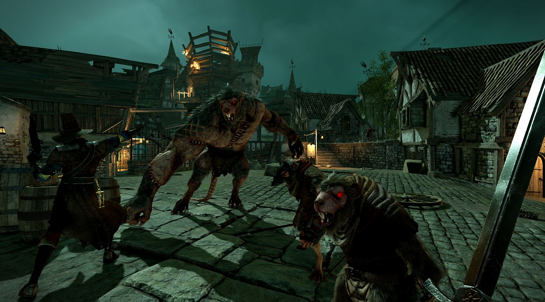 Warhammer – End Times: Vermintide Adding VR Level