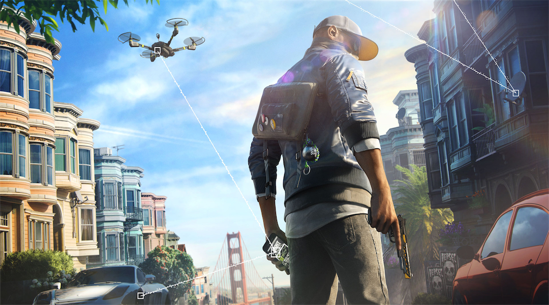 Watch Dogs 2 Sales Down 80% Compared to the First Game in the UK