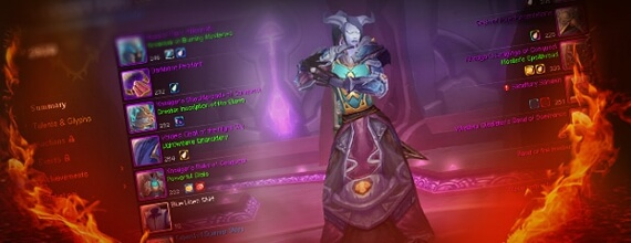 World of Warcraft - Community Website Relaunched