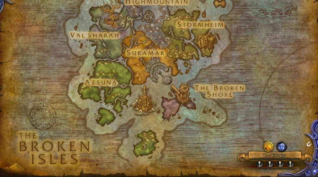World of Warcraft Legion Guide: World Quest Bonus Event