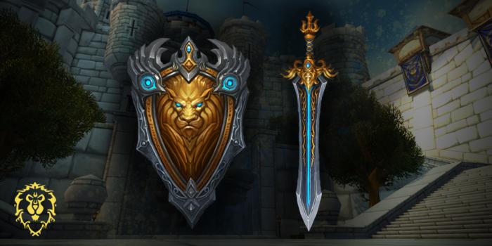 World of Warcraft Movie Alliance Promo