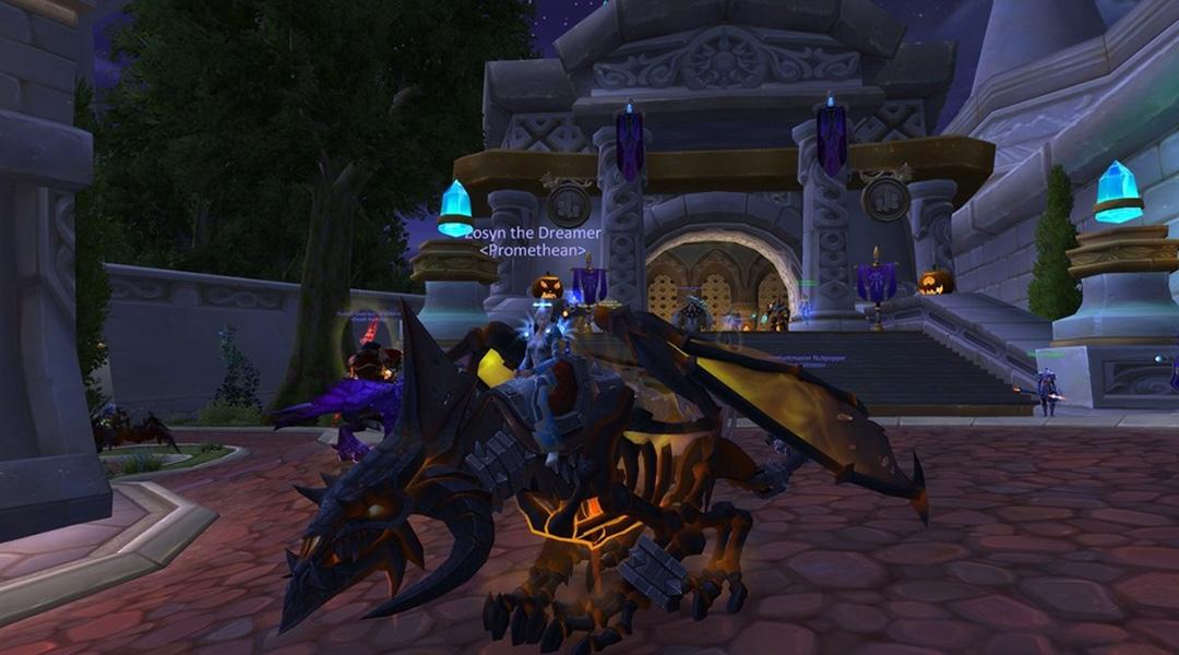 World of Warcraft: How To Summon Nightbane In Return to Karazhan and Earn Rare Mount