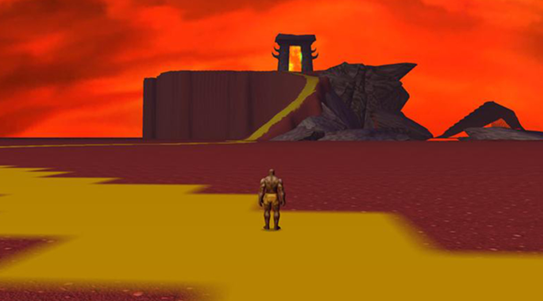Early World of Warcraft Development Screenshots Are Unrecognizable