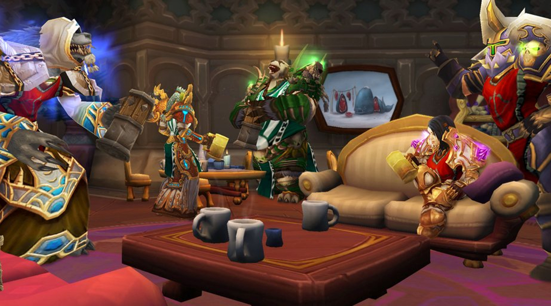 World of Warcraft Cooking Show Premieres