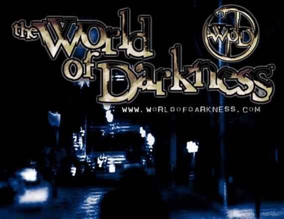 World of Darkness, White Wolf, CCP