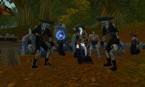 World of Warcraft Day of the Dead