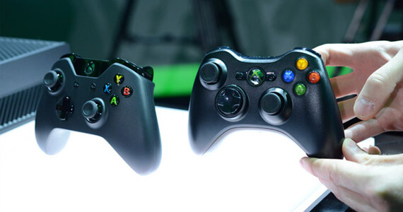 Microsoft Confirms Xbox One Won't Accept 360 Controllers