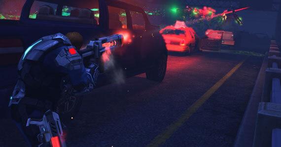 XCOM Enemy Unknown Laser Rifle