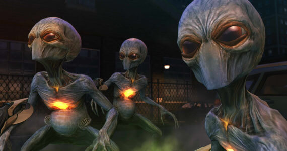 XCOM: Enemy Unknown Sectoids