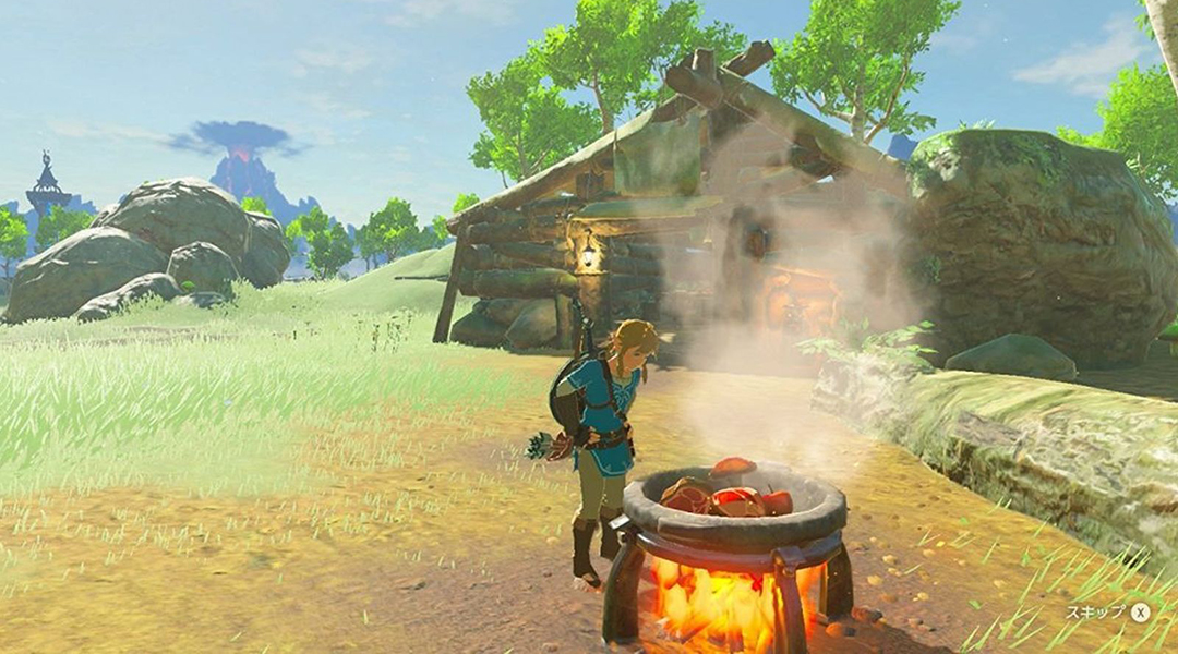 Legend of Zelda Breath of the Wild Guide: Every Recipe In The Game