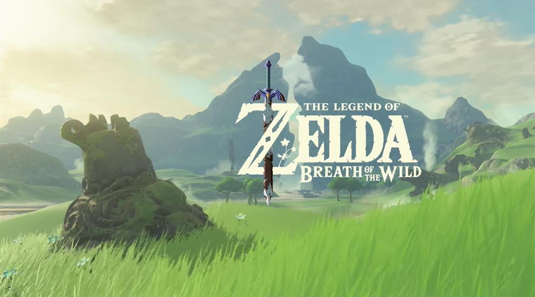 The Legend of Zelda: Breath of the Wild Shows Off Halloween Artwork