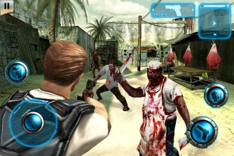 zombie infection for iphone