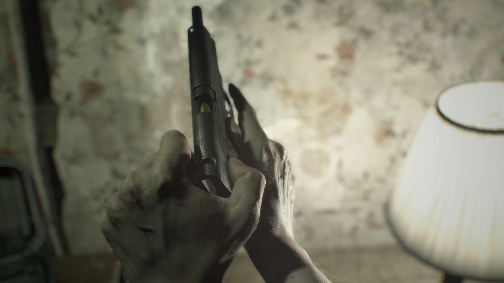 Resident Evil 7 Steam Pre-Order Deal Arrives with Demo